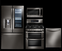 Learn about LG Studio kitchen appliances